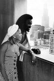 Ashford and Simpson, 1973 Photographic Print by Norman Hunter