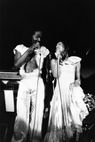 Ashford and Simpson, 1977 Photographic Print by Norman Hunter