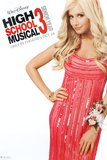 High School Musical 3: Senior Year (Zac Efron, Vanessa Hudgens, Ashley Tisdale) Movie Poster Posters