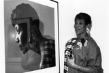 Wilma Rudolph, 1989 Photographic Print by Maurice Sorrell