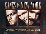 Gangs of New York (Leonardo Dicaprio, Cameron Diaz, Daniel Day Lewis) Movie Poster Prints