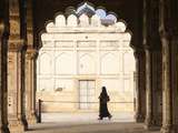 India, Delhi, Old Delhi, Red Fort, Diwan-i-Khas- Hall of Private Audience Photographic Print by Jane Sweeney