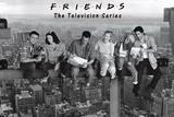 Friends - On Girder Affiches