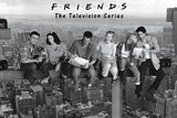 Friends - On Girder Poster