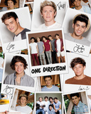 One Direction - Polaroids Stampa
