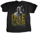 Duke Ellington - Monterey Jazz Festival '66 T-Shirt by Jim Marshall