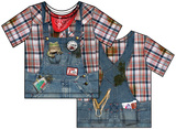 Toddler: Hillbilly Costume Tee Tシャツ