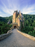 Burg Eltz, Near Cochem, Moselle River Valley, Rhineland-Palatinate, Germany Photographic Print by Gavin Hellier