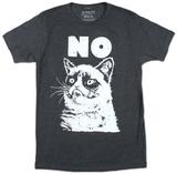 Grumpy Cat - No T-Shirt