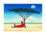 Turkana Afternoon, 1994 Giclee-trykk av Tilly Willis