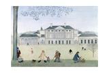 Kenwood House Giclee Print by Gillian Lawson