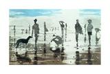Kenneggy, Cornwall, 1988 Giclée-Druck von Lucy Willis