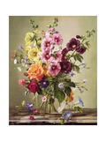 Floral Rapture Giclée-Druck von Albert Williams