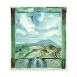 Outlook - Umbria Giclee Print by Michael Chase