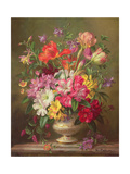 A Spring Floral Arrangement, 1996 Reproduction procédé giclée par Albert Williams