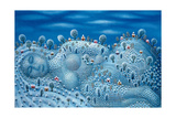 Winter, 1981 Giclee Print by Tamas Galambos