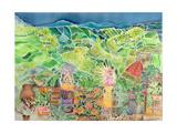 Kedewatan, Bali, 1997 Giclee Print by Hilary Simon