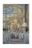 The Ritz, 1985 Giclee Print by Peter Miller