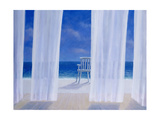 Cabana, 2005 Giclee Print by Lincoln Seligman