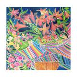 Guatemalan Lilies, Absolutely Fabulous Set, 1994 Giclee Print by Hilary Simon