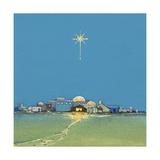 Nativity, 2008 Giclée-tryk af David Cooke