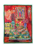 Virgin of Guadeloupe, 2005 Giclee Print by Hilary Simon