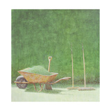 Gardening Still Life, 1985 Giclee Print by Lincoln Seligman