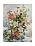 A Winter Wonderland Reproduction procédé giclée par Albert Williams