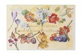 Ode to Autumn Keats, 2008 Giclée-vedos tekijänä Caroline Hervey-Bathurst