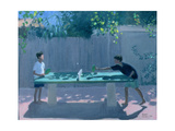 Table Tennis, France, 1996 Giclee Print by Andrew Macara