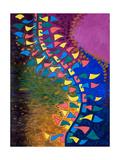 Spine in Ecstasy, 2006 Giclee Print by Jan Groneberg