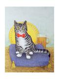 Mr Wonderful Giclee Print by Pat Scott