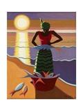 Fish Wife, 2009 Lámina giclée por Tilly Willis