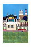 Greenwich Royal Park, 2009 Giclee Print by Frances Treanor