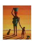 Matriarch, 2004 Reproduction procédé giclée par Tilly Willis