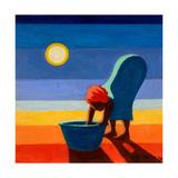 Bending Woman, 2005 Reproduction procédé giclée par Tilly Willis
