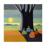 The Meeting, 2005 Reproduction procédé giclée par Tilly Willis