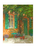 Arbour, 2003 Giclee-trykk av William Ireland