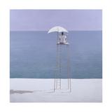 Beach Guard, 2004 Reproduction procédé giclée par Lincoln Seligman