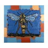 Hornet Clearwing, 1996 Giclee Print by Peter Wilson