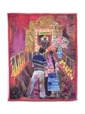 Mayan Couple, 2005 Giclee Print by Hilary Simon