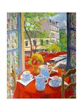 Montmartre, 2003 Giclée-Druck von William Ireland