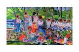 Lake Atitlan, 2005 Giclee Print by Hilary Simon
