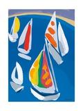 Morning Sail Giclée-vedos tekijänä Sarah Gillard