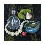 Still Life with Pearls Reproduction procédé giclée par Tilly Willis