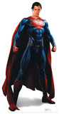 Superman - Man of Steel Lifesize Standup Silhouettes découpées en carton