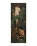A Hamadryad Giclee Print by John William Waterhouse