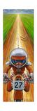 Turbo All The Way Poster von Aaron Jasinski