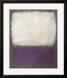 Blue and Grey, c.1962 Posters por Mark Rothko