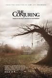 The Conjuring (Vera Farmiga, Patrick Wilson, Lili Taylor) Movie Poster Affiche originale